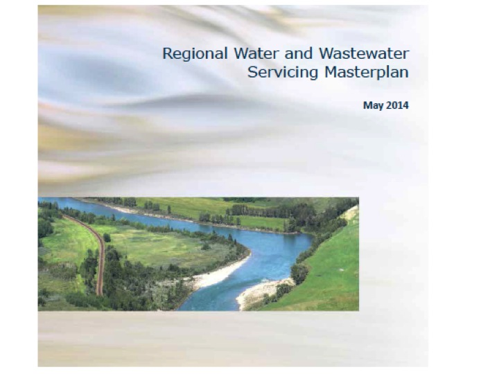 Regional Water and Wastewater Master Plan, 2014