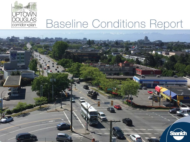 Uptown-Douglas Corridor Plan: District of Saanich